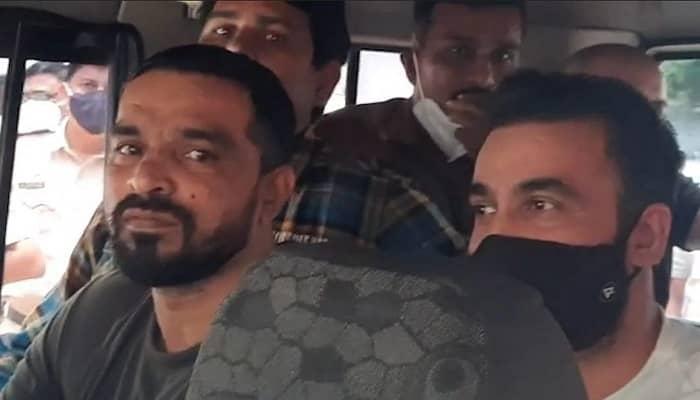 Porn Films Case: 23 जुलाई तक पुलिस हिरासत में भेजे गए शिल्पा शेट्टी के पति राज कुंद्रा और रयान थारप