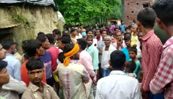 सीतापुर:  भारी बारिश से ढही मकान और दीवार, एक ही परिवार के 4 सदस्यों समेत 7 की मौत, 2 घायल