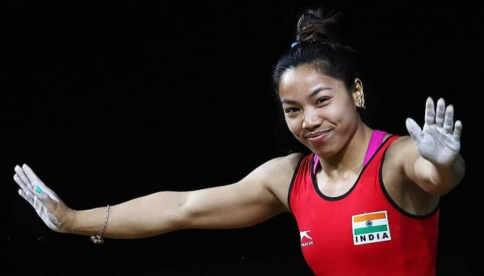 Tokyo Olympic: सिल्वर मेडल जीतने के बाद मीराबाई चानू ने कहा- 'मैं बहुत खुश हूं कि मैंने मेडल जीता'