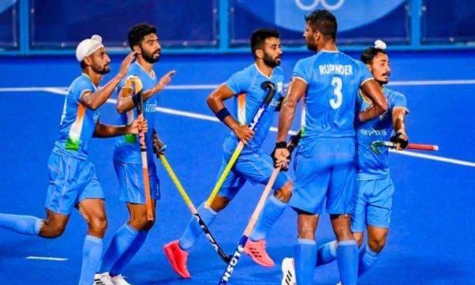 Tokyo Olympics : भारतीय हॉकी टीम ने किया कमाल, 1972 के बाद पहली बार सेमीफाइनल में जगह बनाई; क्वार्टर फाइनल में ग्रेट ब्रिटेन को 3-1 से हराया