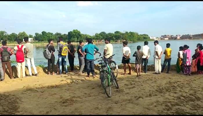 Gonda News: तालाब में नहाने गए 2 बच्चों की डूबने से हुई  मौत
