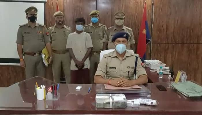 खुलासा: गोंडा में राइस मिल से हुई पौने 4 लाख की चोरी,  एक गिरफ्तार
