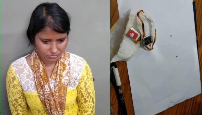 TGT Exam: रायबरेली में हाइटेक नकलची छात्रा गिरफ्तार