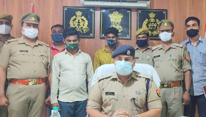 उत्तर प्रदेश: संभल में फर्जी आधार कार्ड बनाने वाले गिरोह का भंडाफोड़,  2 गिरफ्तार और 2 फरार