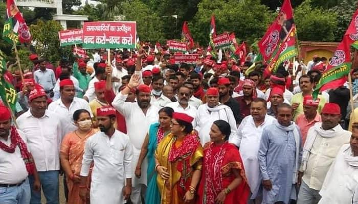 Basti News: समाजवादियों का उत्पीड़न बर्दाश्त नहीं- सपा जिला अध्यक्ष महेंद्र नाथ यादव