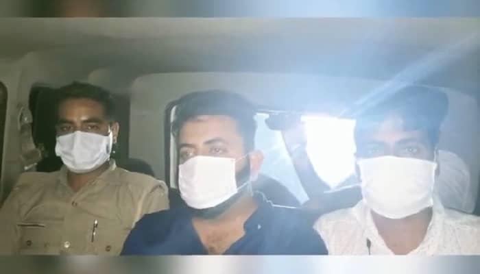 मुन्नवर राना राणा का बेटा लखनऊ से गिरफ्तार, खुद पर फायरिंग करवाने का है आरोप