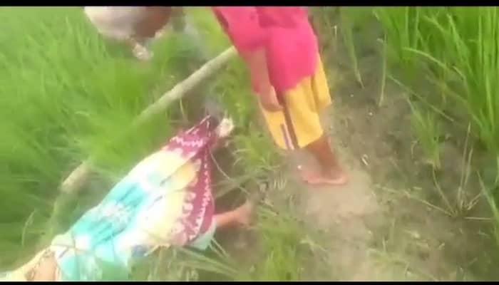 Gonda News: छुट्टा जानवर लोगों के लिए बन रही मुसीबत, खेत में करंट की चपेट में आने से बुजुर्ग दंपत्ति की दर्दनाक मौत