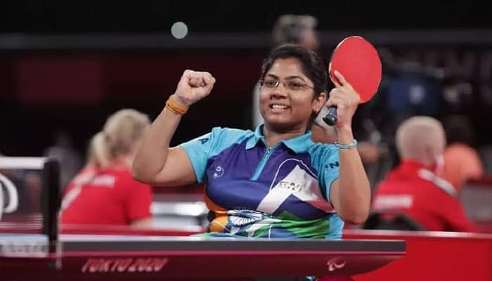 Tokyo Paralympics: भारतीय खिलाड़ी भाविना पटेल ने रचा इतिहास, पैरा टेबल टेनिस में जीता रजत पदक