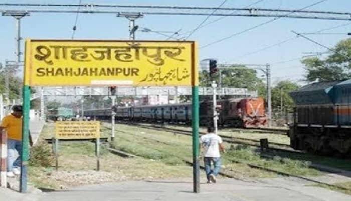 शाहजहांपुर: BSF जवानों को ले जा रही ट्रेन पटरी से उतरी,  सभी सुरक्षित