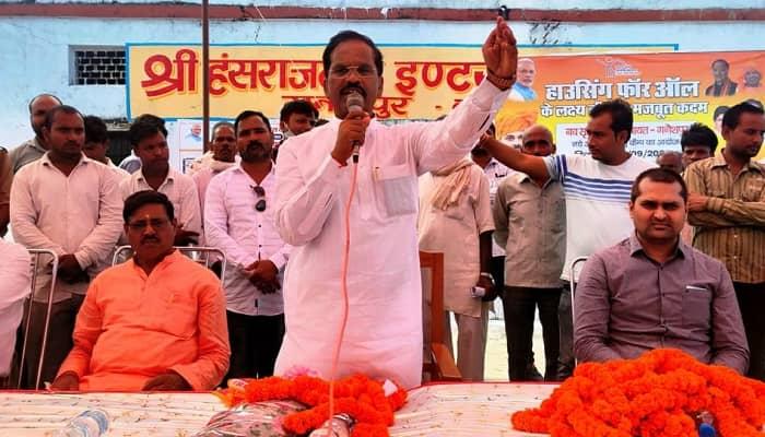 गनेशपुर को नगर पंचायत बनाने का संकल्प पूरा हुआ, तेज होगी विकास की गति- दयाराम चौधरी