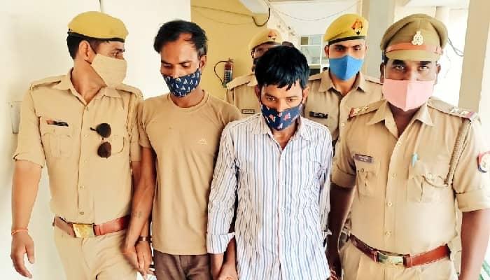 गोंडा पुलिस ने जिला निर्वाचन कार्यालय में हुई चोरी का किया खुलासा,  2 गिरफ्तार, कब्जे से चोरी के 8,20,750 रुपये बरामद