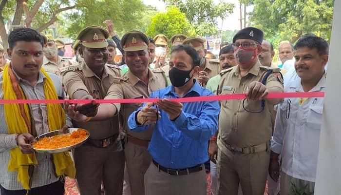 एसपी ने आमा टिनिच पुलिस चौकी का किया उद्घाटन, कहा- जनता को मिलेगा इसका लाभ..