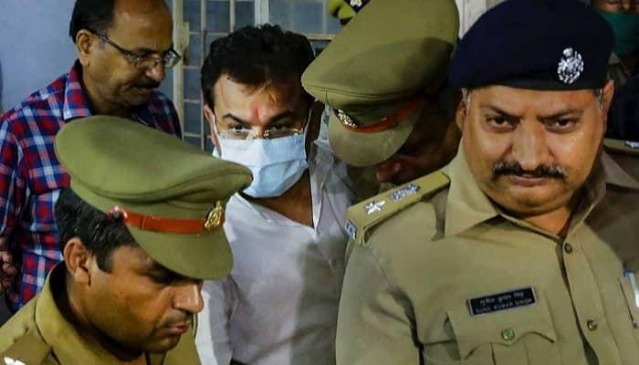 लखीमपुर खीरी कांड: आशीष मिश्रा को 3 दिन की पुलिस रिमांड पर भेजा गया