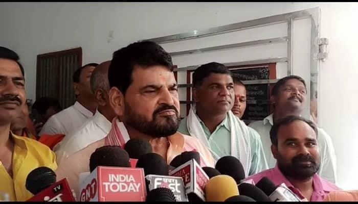 साजिश के तहत हुई लखीमपुर खीरी की घटना, इस जाल में फंस गए अजय मिश्रा: बीजेपी सांसद ने 'लखीमपुर खीरी कांड' पर कहा